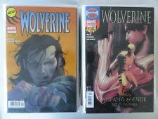 Marvel Wolverine #1-62 komplett +6x Variant + Figuren +Karten 2004-2009 Z. 0-1/1
