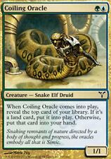 *MRM* FR 4x Oracle Annele / Coilling Oracle MTG Dissension