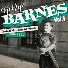 George Barnes - Quiet Gibson at Work [New CD] Spain - Import