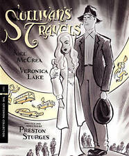 Sullivans Travels (Blu-ray Disc, 2015, Criterion Collection)