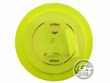 NEW Discmania C-Line CD2 175g Yellow Gold Foil Distance Driver Golf Disc