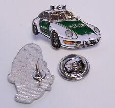 VW POLIZEI PORSCHE PIN (PW 175)