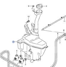 NEW Genuine Suzuki VITARA GV 2005-15 Washer Bottle Tank Resovoir 38450-65J00