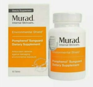 Murad Environmental Shield Pomphenol Sunguard Dietary Supplement