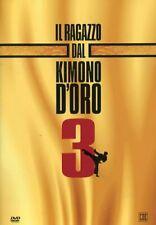 Il Ragazzo Dal Kimono D'Oro 3 DVD CDE
