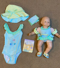 Brand New Retired American Girl Bitty Baby 3 Pcs Sweetheart Outfit Twins Rare!!
