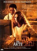 Die Akte von Alan J. Pakula   DVD   Zustand gut