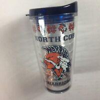 North Cobb Warriors Tumbler Coffee Mug Travel Cup 16oz Acworth Georgia School