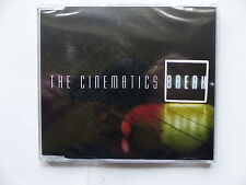 CD 4 titres CINEMATICS Break TV 6092 2