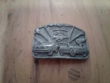 SNAP ON Commemorates Mustang 30th Anniversary Vintage Belt Buckle Lmtd Edition