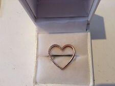 10k Rose Gold Diamond Fine Necklaces & Pendants
