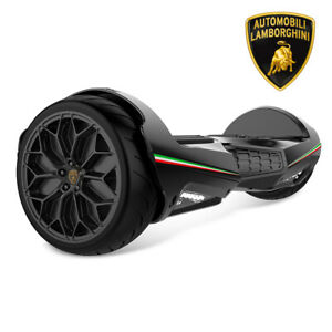 """Lamborghini 6.5 """" Electric Scooter Smart with Bluetooth APP Controlled Black"""