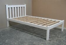 Solid Pine King Single Bed