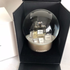 *new* Chanel Snow Globe No.5 Perfume +Box: 20yr Trusted USA Seller: Authentic!