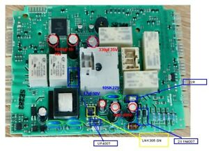 Kit Universel Réparation  L1880  Whirlpool / Bauknecht / Laden LNK305GN +++