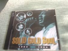 TIME LIFE SOLID GOLD SOUL 1964-1968 2CD ALBUM