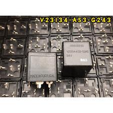 1pc SIEMENS V23134-A53-G243 Power Relay 24VDC 5Pin