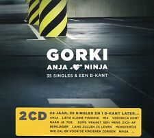 Gorki : Anja & Ninja - 35 singles & een B-kant (2 CD)