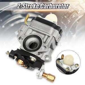 43cc 47cc 49cc 50cc 2-Stroke Carburetor Strimmer Hedge Trimmer Cutter Chainsaw