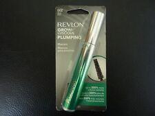 Revlon Grow Luscious Plumping Mascara - BLACK  #002 - Brand New / Sealed