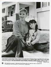 TESS HARPER MARIE MARTIN PORTRAIT LITTLE GIRL LOST ORIGINAL 1988 ABC TV PHOTO