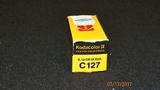 Vtg Kodak Kodachrome II Color C 127 Film Develop before dated 1978 Must L@@k