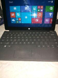 Windows surface RT notebook/touch screen