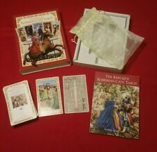 Unused The Baroque Bohemian Cats' Tarot Kit Cards – Box Set 2004-SIGNED