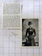 1897 Mrs Assheton Biddulph Kings County And Ormond Hounds