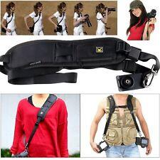 SLR DSLR Quick Sling Camera Single Shoulder Belt Strap Cameras Canon Sony Nikon
