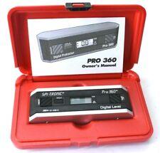 Spi 31 038 3 Digital Electronic Level Pro 360 Level Protractor Inclinometer