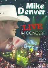 Mike Denver - Live In Concert - DVD Country &  Irish New Galway Boy