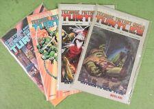 TEENAGE MUTANT NINJA TURTLES BOOK LOT 1! 1989 #19 21 23 24(7.0)