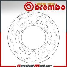 Disque Frein Fixer Brembo Serie Oro Anterieur pour Yamaha V Max 1200 1986 > 1992