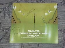 Rialto:   Dream Another Dream SIGNED  CD Single one track promo  NM