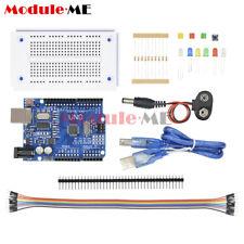 R3 Arduino UNO Starter Kit K Compatible Microcontroller ATMEGA328P Breadboard UK