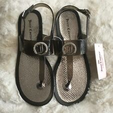 Juicy Couture Sandals New Size 5/6 (Small)
