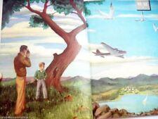 VTG We See Basic Reader Pictures Only Guy Brown Wiser Illustrated L.W. Singer