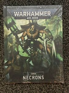 (French / Francais) Warhammer 40k 9th Edition Codex: Nécrons  - New and Sealed