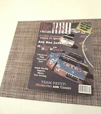Die Cast & Race Cards Digest vintage magazine