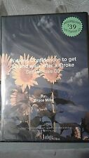 Walking Confidence - to get up and walking after a stroke - Self Hypnosis CD
