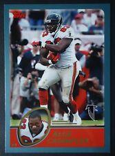 NFL 28 Alge Crumpler Atlanta Falcons Topps 2003