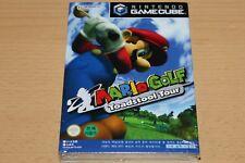 Mario Golf Toadstool Tour Korea Korean version Nintendo GameCube NEUF Blister