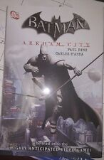 Batman: Arkham City Hard cover book