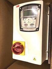 ABB ACS355-03U-05A6-4 +B063 + F278 Frequency Drive 3HP, 3PH, 400/480V J400 AOP