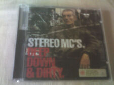 THE STEREO MC'S - DEEP DOWN AND DIRTY - 13 TRACK CD ALBUM
