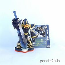 Skylanders Trap Team KRYPT KING + CARD TRAP MASTER Comp with Superchargers