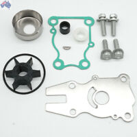 New Yamaha Outboard Water Pump Repair Kit 40 50 60 HP 63D-W0078-00