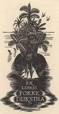 Ex Libris Mia Pot : Opus 30, Fokke Dijkstra