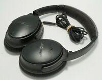 Bose Qc25 Quiet Comfort 25 Acoustic Noise Cancelling Headphones - Needs One Pad